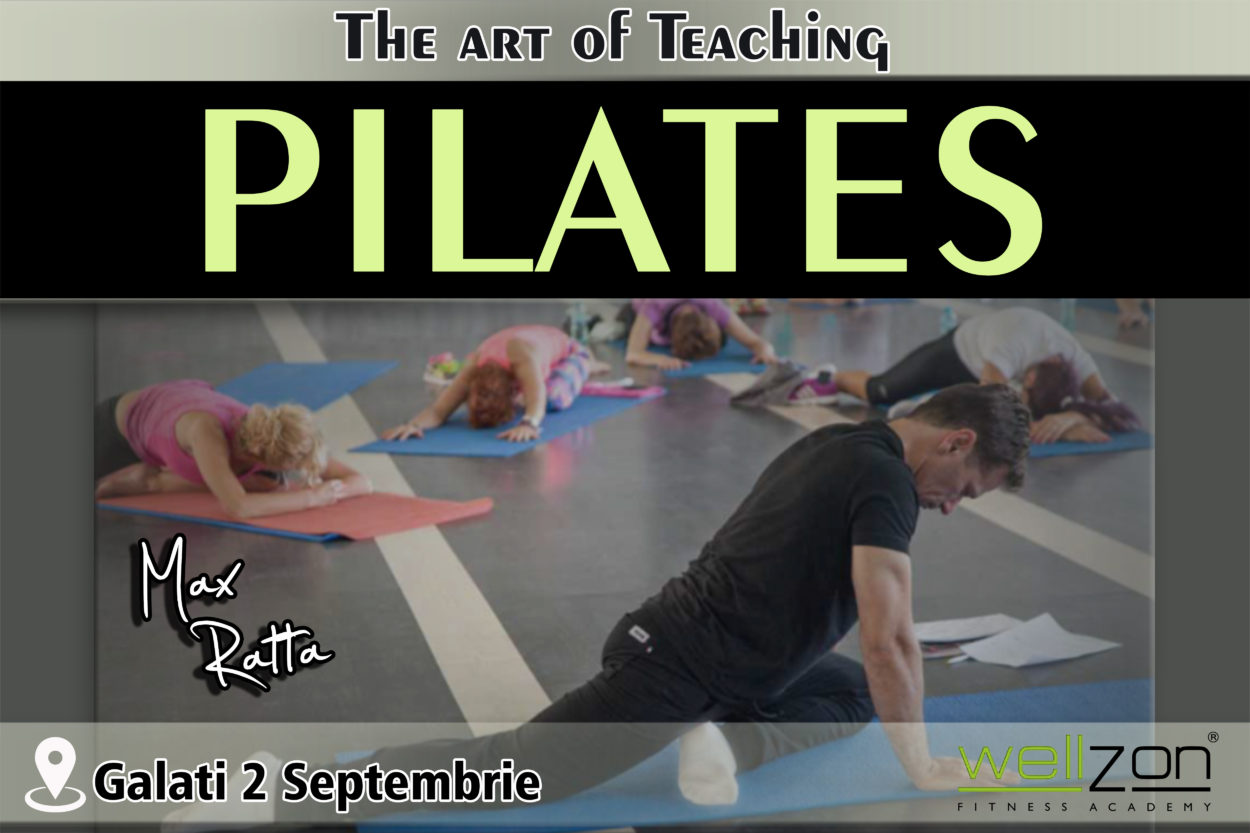 workshop pilates max ratta Galați