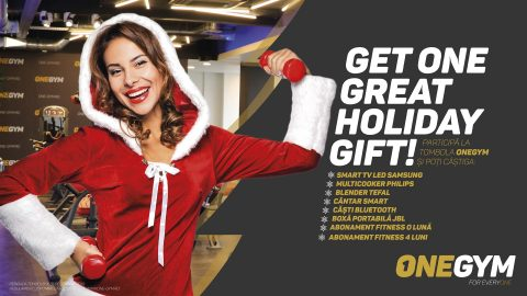 Get ONE great holiday gift!